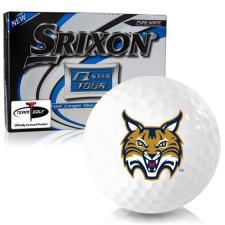Srixon Q-Star Tour 3 Quinnipiac Bobcats Golf Balls