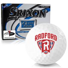 Srixon Q-Star Tour 3 Radford Highlanders Golf Balls