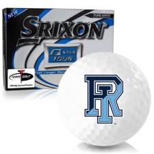 Srixon Q-Star Tour 3 Rhode Island Rams Golf Balls