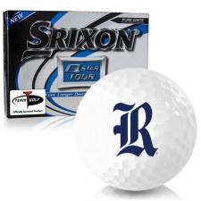 Srixon Q-Star Tour 3 Rice Owls Golf Balls