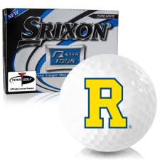 Srixon Q-Star Tour 3 Rochester Yellowjackets Golf Balls