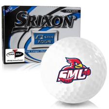 Srixon Q-Star Tour 3 Saint Mary's of Minnesota Cardinals Golf Balls