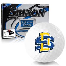 Srixon Q-Star Tour 3 South Dakota State Golf Balls