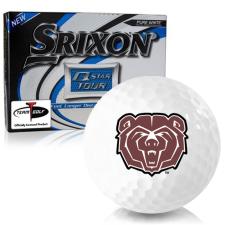 Srixon Q-Star Tour 3 Southwest Missouri State Bears Golf Balls