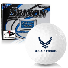 Srixon Q-Star Tour 3 US Air Force Golf Balls
