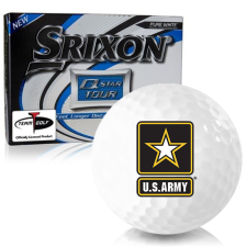 Srixon Q-Star Tour 3 US Army Golf Balls