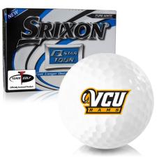 Srixon Q-Star Tour 3 Virginia Commonwealth Rams Golf Balls