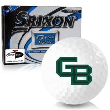 Srixon Q-Star Tour 3 Wisconsin Green Bay Phoenix Golf Balls