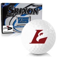 Srixon Q-Star Tour 3 Wisconsin La Crosse Eagles Golf Balls