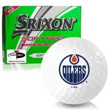 Srixon Soft Feel Edmonton Oilers Golf Balls