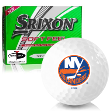 Srixon Soft Feel New York Islanders Golf Balls