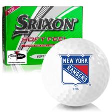 Srixon Soft Feel New York Rangers Golf Balls