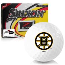 Srixon Z Star Boston Bruins Golf Balls