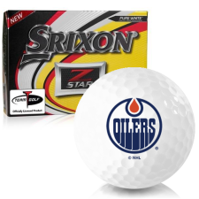 Srixon Z Star Edmonton Oilers Golf Balls