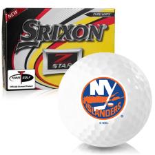 Srixon Z Star New York Islanders Golf Balls
