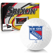 Srixon Z Star New York Rangers Golf Balls