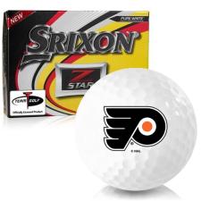 Srixon Z Star Philadelphia Flyers Golf Balls