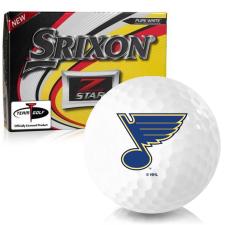 Srixon Z Star St. Louis Blues Golf Balls