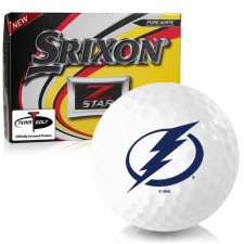 Srixon Z Star Tampa Bay Lightning Golf Balls