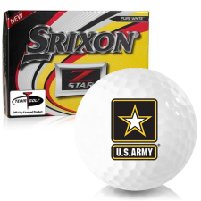 Srixon Z Star US Army Golf Balls