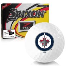 Srixon Z Star Winnipeg Jets Golf Balls