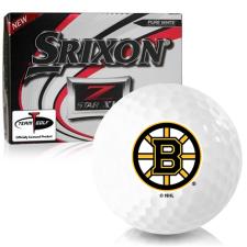 Srixon Z Star XV Boston Bruins Golf Balls