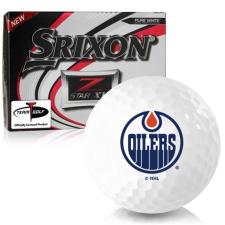 Srixon Z Star XV Edmonton Oilers Golf Balls