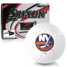 Srixon Z Star XV New York Islanders Golf Balls
