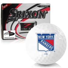 Srixon Z Star XV New York Rangers Golf Balls