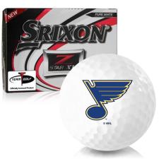 Srixon Z Star XV St. Louis Blues Golf Balls