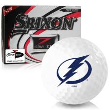 Srixon Z Star XV Tampa Bay Lightning Golf Balls