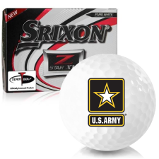 Srixon Z Star XV US Army Golf Balls