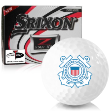 Srixon Z Star XV US Coast Guard Golf Balls