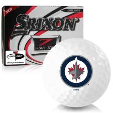 Srixon Z Star XV Winnipeg Jets Golf Balls