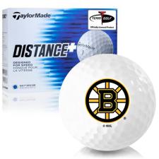 Taylor Made Distance+ Boston Bruins Golf Balls