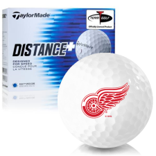 Taylor Made Distance+ Detroit Red Wings Golf Balls