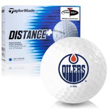 Taylor Made Distance+ Edmonton Oilers Golf Balls