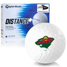Taylor Made Distance+ Minnesota Wild Golf Balls