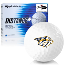 Taylor Made Distance+ Nashville Predators Golf Balls