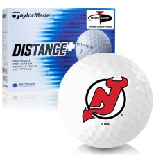 Taylor Made Distance+ New Jersey Devils Golf Balls
