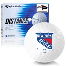 Taylor Made Distance+ New York Rangers Golf Balls