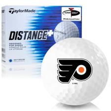 Taylor Made Distance+ Philadelphia Flyers Golf Balls