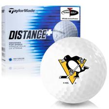 Taylor Made Distance+ Pittsburgh Penguins Golf Balls