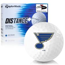 Taylor Made Distance+ St. Louis Blues Golf Balls