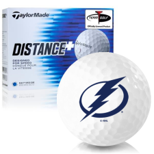Taylor Made Distance+ Tampa Bay Lightning Golf Balls