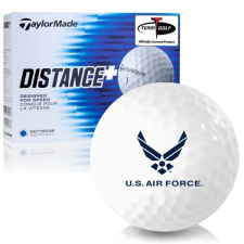 Taylor Made Distance+ US Air Force Golf Balls