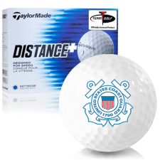 Taylor Made Distance+ US Coast Guard Golf Balls