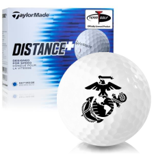 Taylor Made Distance+ US Marine Corps Golf Balls