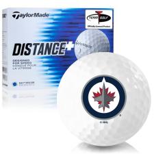 Taylor Made Distance+ Winnipeg Jets Golf Balls