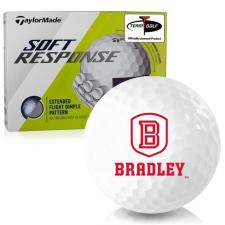 Taylor Made Soft Response Bradley Braves Golf Ball